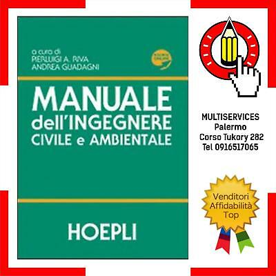 manuale dell ingegnere civile e ambientale 9788820345846 a guadagni rh picclick it manuale dell'ingegnere civile e ambientale zanichelli manuale dell'ingegnere civile e ambientale pdf