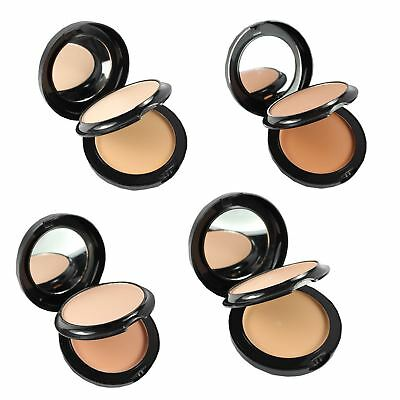 Technic Colourfix 2 In 1 Cream Foundation & Pressed Powder Face Makeup Compact