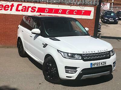 Land Rover Range Rover Sport 3.0SD V6 ( 306bhp ) ( 4WD ) ( s/s ) Auto 2 HSE