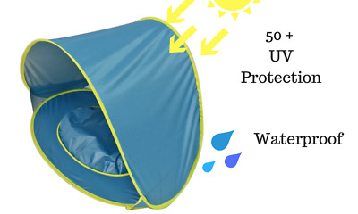 Lot for sale (10 pieces) - Amazon Closeout - Baby Beach Pop/up Tent with pool