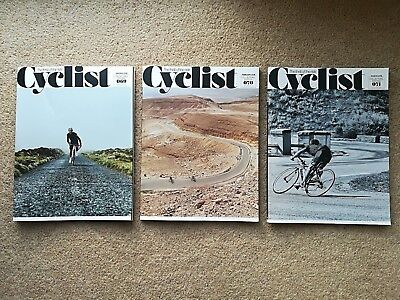 Cyclist magazine - Issue 69-71