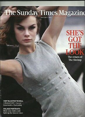 Jean Shrimpton Tweets From The Stalag Britain Child Artists Sun Times Mag 1.1.12