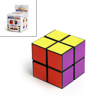 """in1 """"The Amazing Magic Cube"""" Transforming Geometric Speed Cube Puzzle Twist BS2"""