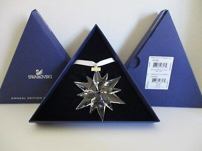 Swarovski  2017 Annual Edition Lg Ornament - 5257589 - Nib