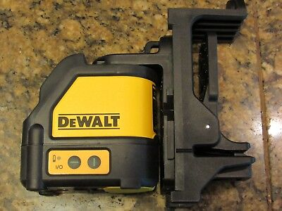 DeWALT DW088CG GREEN CROSS LINE LASER*NEW*FREE SHIPPING*