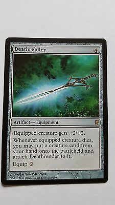 1x DEATHRENDER - Rare - Conspiracy - MTG - NM - Magic the Gathering