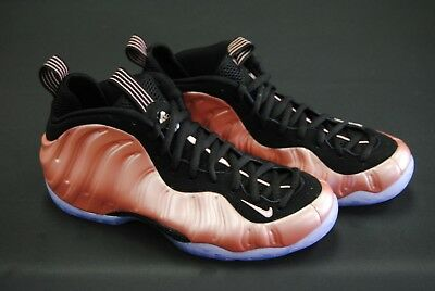 [314996 602] New Men's Nike Air Foamposite One Rust Pink White Black Le1035