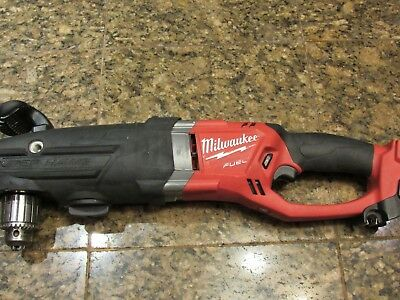 """MILWAUKEE 2709-20 M18 FUEL SUPER HAWG 1/2"""" Right Angle Drill*FREE SHIPPING*"""