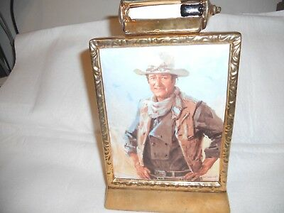 John Wayne Whiskey Decanter