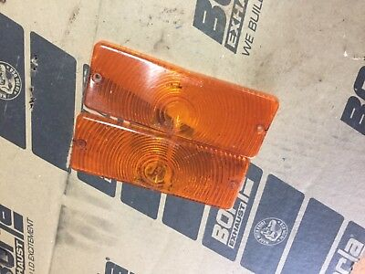 Ih International Scout Ii Travelall Turn Signal Marker Lights 1