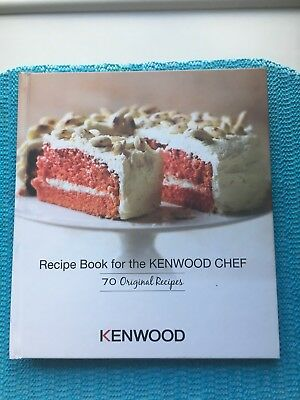 Kenwood recipe book for the kenwood chef 70 original recipes new kenwood recipe book for the kenwood chef 70 original recipes good condition forumfinder Images