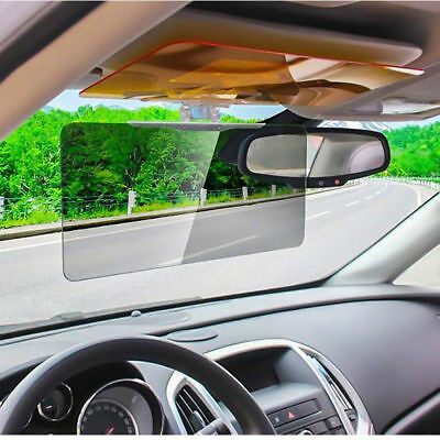 Tac Visor Day/Night Anti Glare Visor - Driving HD Vision Car Glasses Anti-Glare