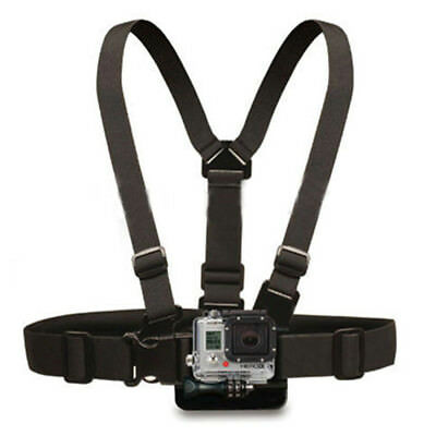 Adjustable Chest Mount Harness Strap Breast Belt for GoPro HD Hero 4 3+ 3 2 1