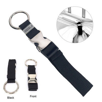 1PC Add-A-Bag Luggage Strap Jacket Gripper Straps Baggage Suitcase Belts Travel