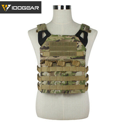 EMERSON JPC Tactical Vest Airsoft Plate Carrier Vest Hunting Gear MOLLE Army
