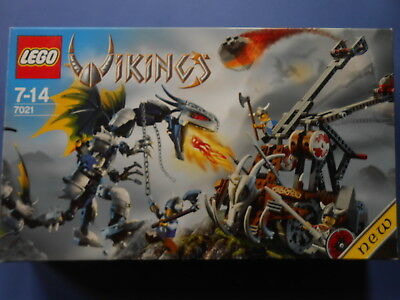 ## Lego - Vikings #7021 **as New ** All Pieces Still In Original Wraps
