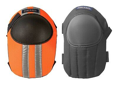 Portwest Lightweight Knee Pad Safety Protection Work Wear Foam Hard Shell KP20