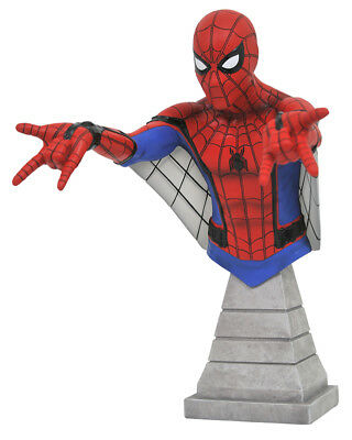 Spider-Man Homecoming Web Glider Spider-Man Bust DIAMOND SELECT TOYS