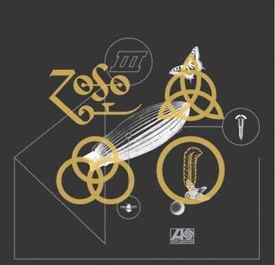 "Led Zeppelin - Rock and Roll 7"" yellow vinyl - new  RSD 2018 - - NEW / SEALED"