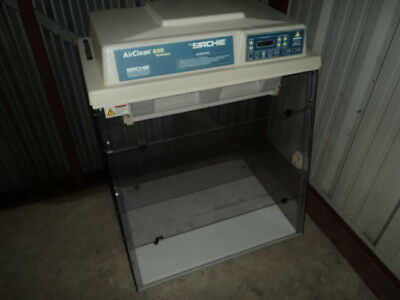 AirClean Systems Sirchie AC600 Series Ductless Chemical Fume Hood