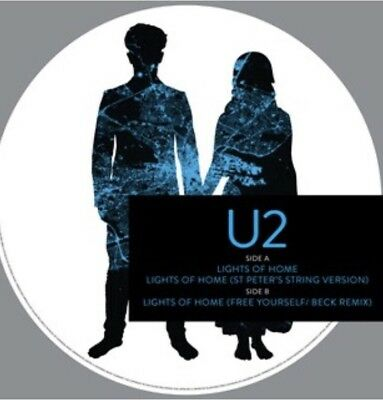 "U2 Lights of Home - Picture Disc Vinyl 12""  Rsd 2018  - NEW"