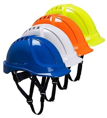 Portwest Endurance Safety Helmet  Hard Hat Safety Protection Work Wear PS55