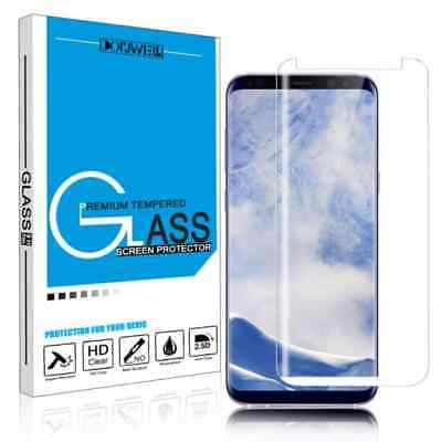 100% Genuine Tempered Glass Screen Protector For Samsung Galaxy S9 - CLear
