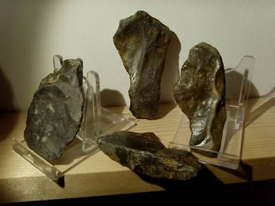 Palaeolithic -  Fantastic 'Acheulian'  tool collection. 350,000 yrs.