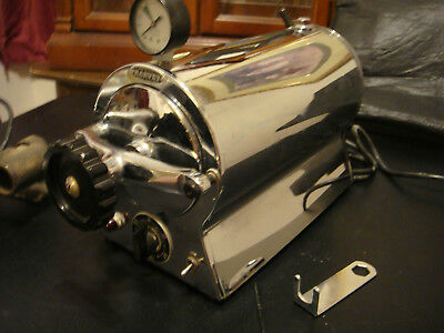 Harvey Model D Vapor Sterilizer Tattoo Shop Medical Dental Vtg 1 Owner Excellent