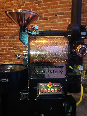 5 Kilo OZTURK Commercial Coffee Roaster New In stock,Black/copper ship from NY