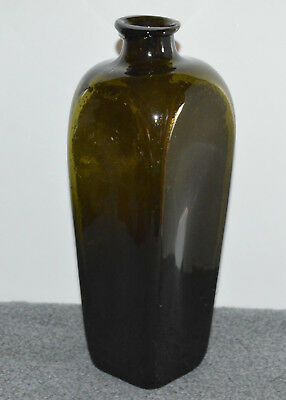 Case Gin Bottle Ca. 1780-1820, Pigsnout