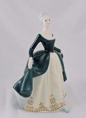 Royal Doulton Figurine Regal Lady HN 2709 Bone China 8.25""