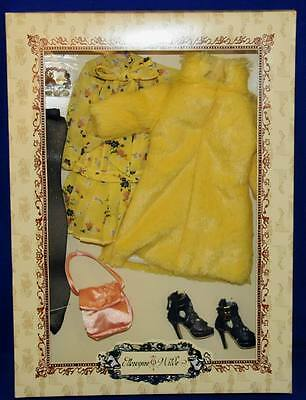 """San Francisco Chill outfit only 16"""" Ellowyne Wilde Imagination Tonner MIB Amber"""