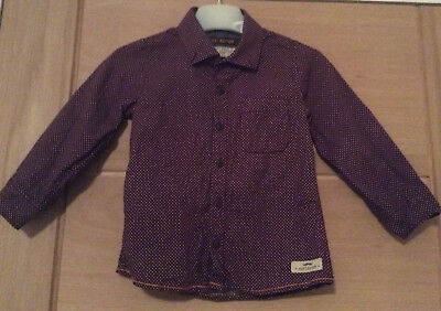 Next Boy's Shirt, Age 18-24 Months