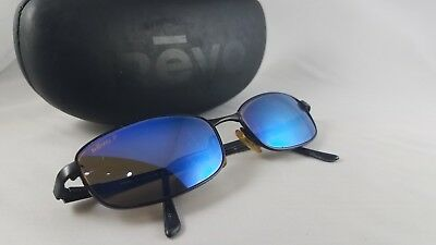 Vintage Revo Sunglasses 3040 001/62 Polarized H2O Made in Italy with Case