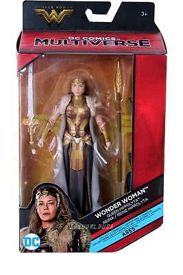 DC Comics Multiverse Wonder Woman Queen Hippolyta BAF Ares