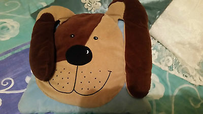 Childs Dog Pillow