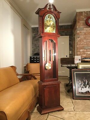 Tempus Fugit Kassel 31 Day Grandfather Clock