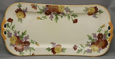 "Royal Doulton SeriesWare - Sandwich Tray - ""Marigold"" - D5126 - **Early 1930'**s"