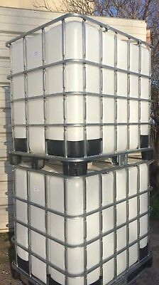 IBC Tanks Wassertanks Weintanks Öltanks Regenwassertanks 1000 Liter
