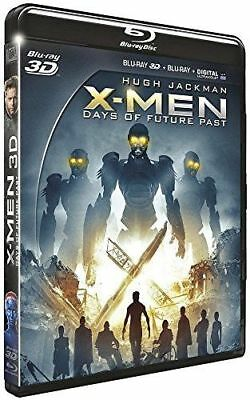 Blu Ray 3D + 2D : X-Men Days of future past + Version 2D - XMEN - NEUF
