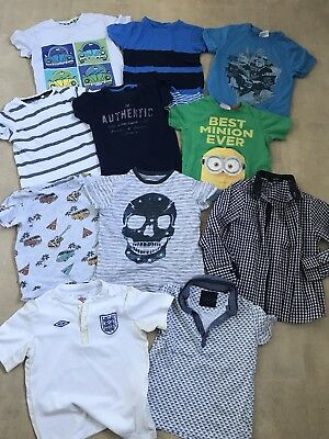 Boys Next Clothes Bundle Age 4 Years & 4-5 Years