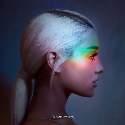 """Ariana Grande No Tears Left to Cry Poster 32x32"""" 24x24"""" 18x18"""" 2018 Silk"""