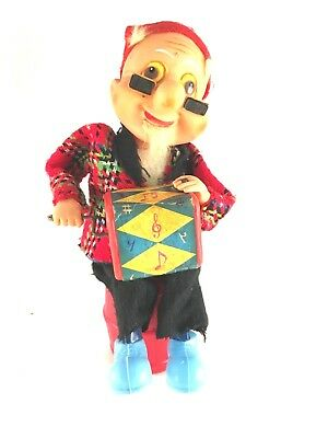 Vintage Nomura Clock Work Wind Up Character Toy