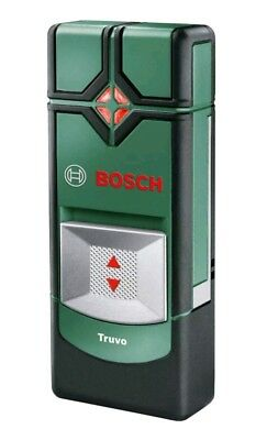 BOSCH TRUVO Multi Detector Metal & Copper Pipe Live Electrical Wire Cable Finder