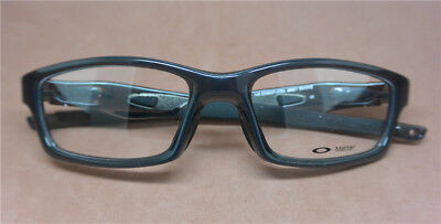 Replacement Glass Frame 4 Oakley CROSSLINK OX8027 53mm w Temples Pewter