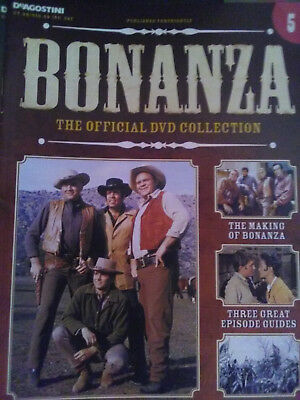 Bonanza DVD magazine guide issue 5