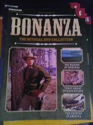 Bonanza DVD magazine guide issue 6