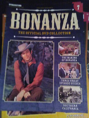 Bonanza DVD magazine guide issue 7