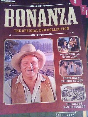 Bonanza DVD magazine guide issue 9